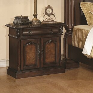 Payne 1 Drawer Nightstand by Astoria Grand