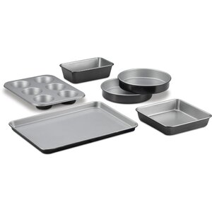 6 Piece Non-Stick Bakeware Set