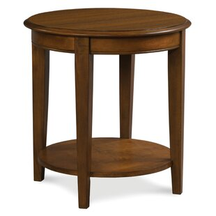Mcdonald Round End Table