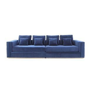 Mattapoisett Sofa by Everly Quinn
