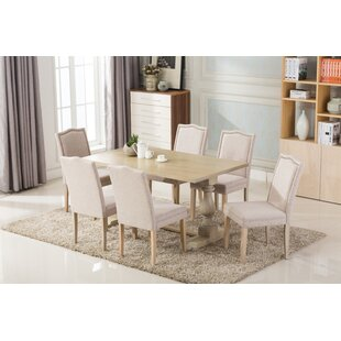 Patino Antique 7 Piece Dining Set by One ..