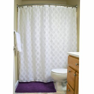 Vintage Lace Shower Curtain