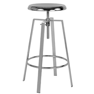 Armes Adjustable Height Swivel Bar Stool ..