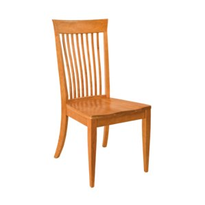 Langhorne Solid Wood Dining Chair by Conr..