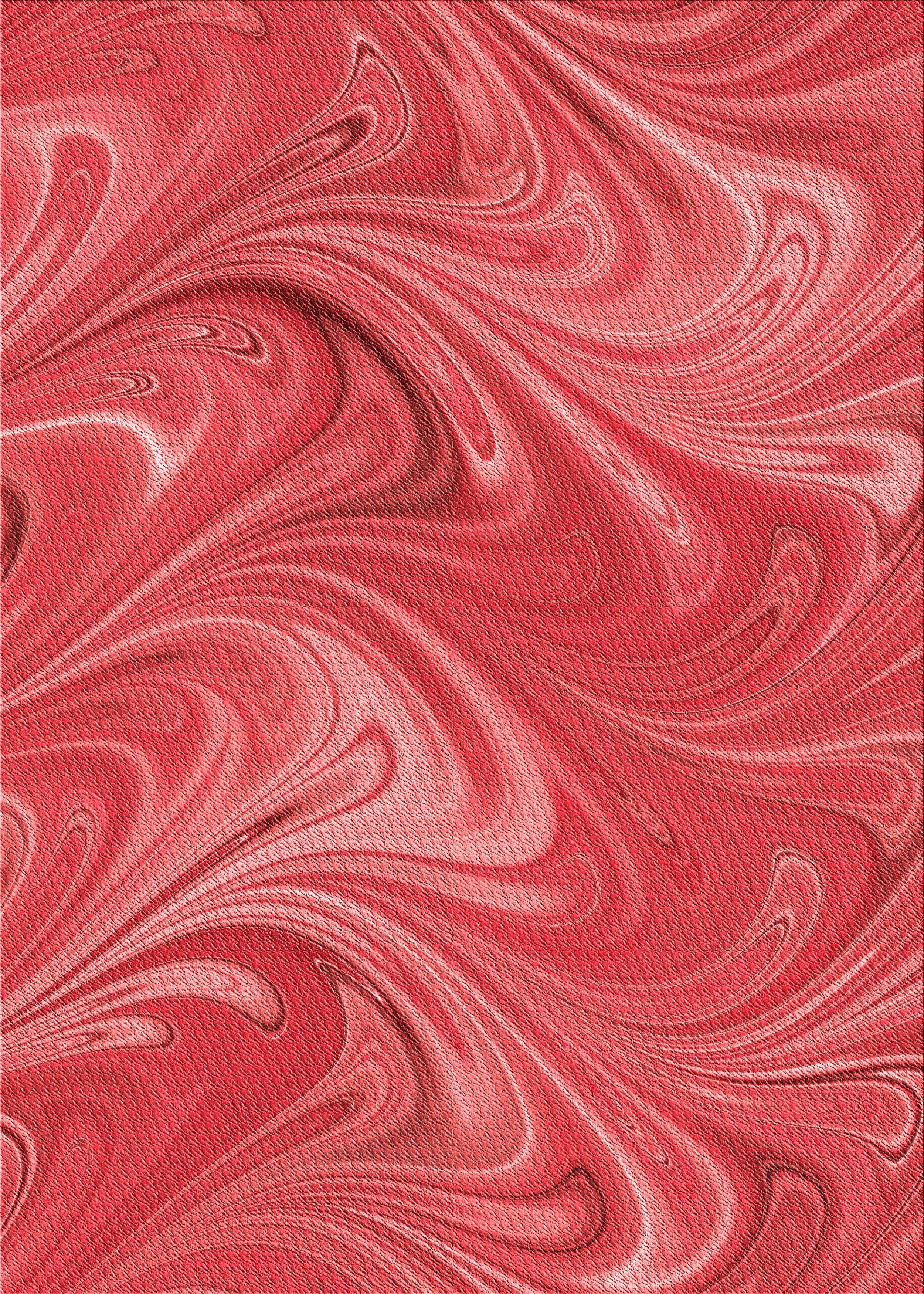 East Urban Home Fierro Abstract Wool Red Area Rug Wayfair