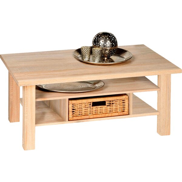 Coffee Table With Baskets Wayfair Co Uk