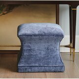 Carlyle 22 Square Standard Ottoman by Lexington