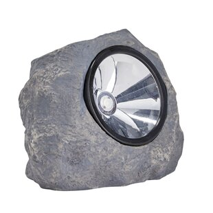 Smart Solar Solar 1-Light LED Spot Light