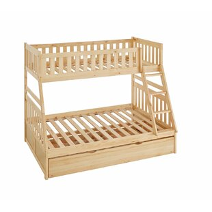 Kidwell Elric Full Bunk Bed with Trundle ByZoomie Kids
