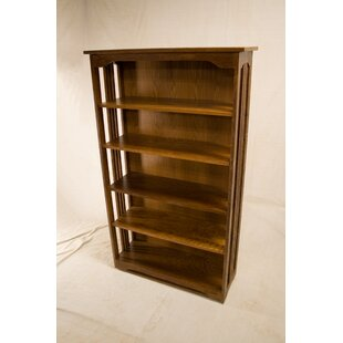Nikhil 3 Shelf Spindle Standard Bookcase