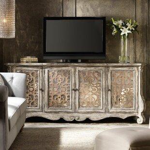 Four Door Credenza Hooker Furniture