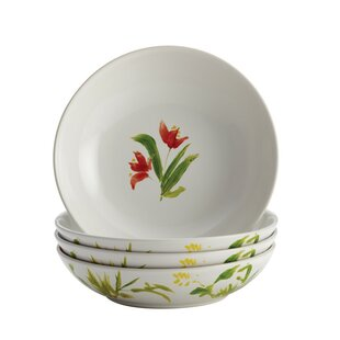 Meadow Rooster Fruit Bowl (Set of 4)