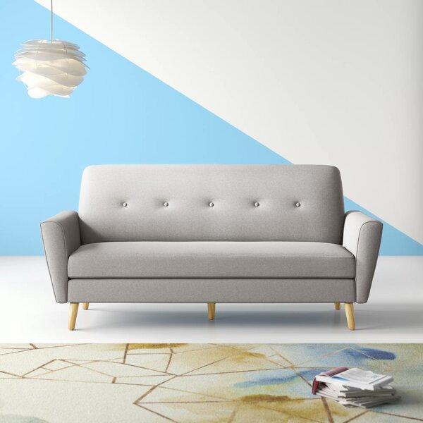 Stupendous Rivet Couch Wayfair Andrewgaddart Wooden Chair Designs For Living Room Andrewgaddartcom
