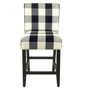 Davian 25.5 Bar Stool Gracie Oaks