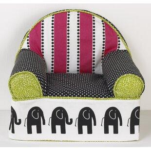 Read Reviews Hottsie Dottsie Kids Cotton Foam Chair ByCotton Tale