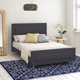 Worrell Handmade Upholstered Platform Bed By Ophelia & Co.