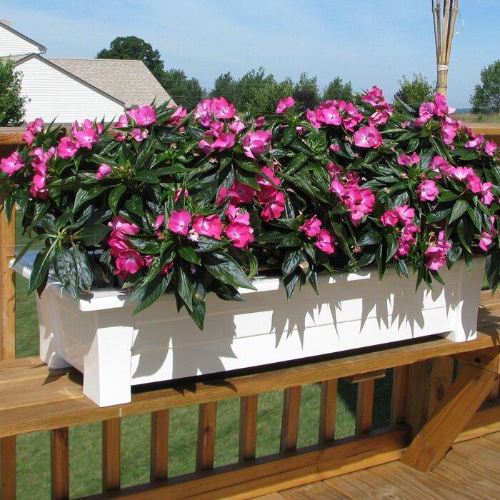Resin Planter Box