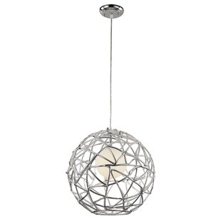 Brayden Studio Conover 1-Light Pendant