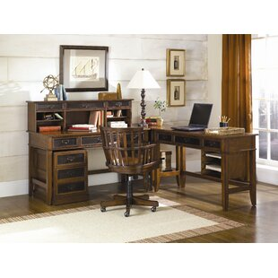 Treutlen 6-Piece Desk Office Suite by Three Posts Looking for