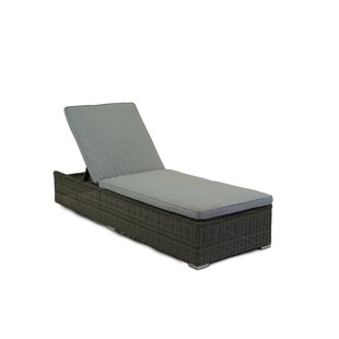 Greendale Chaise Lounge with Cushion