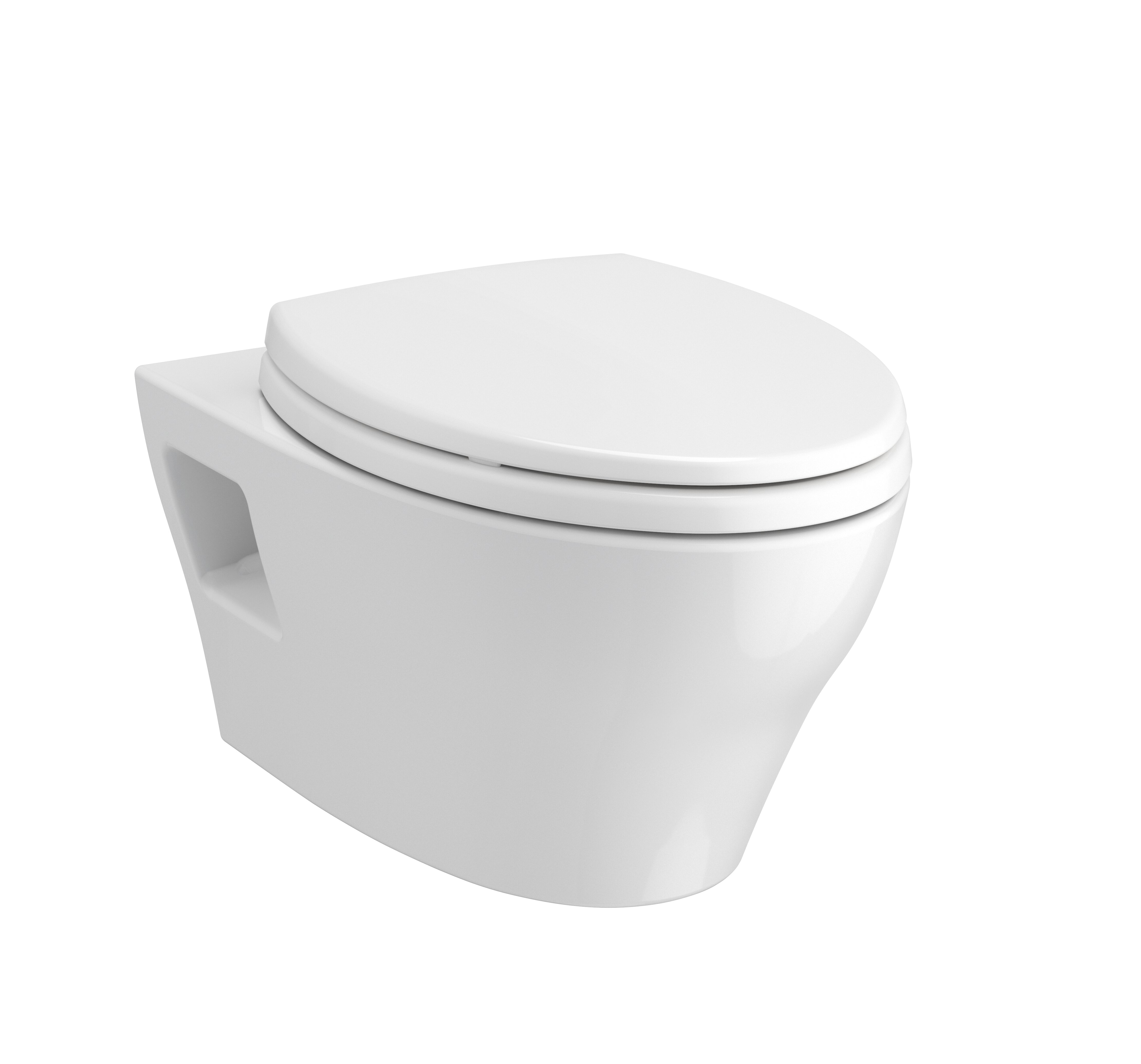 Toto Ep Wall Hung Elongated Toilet