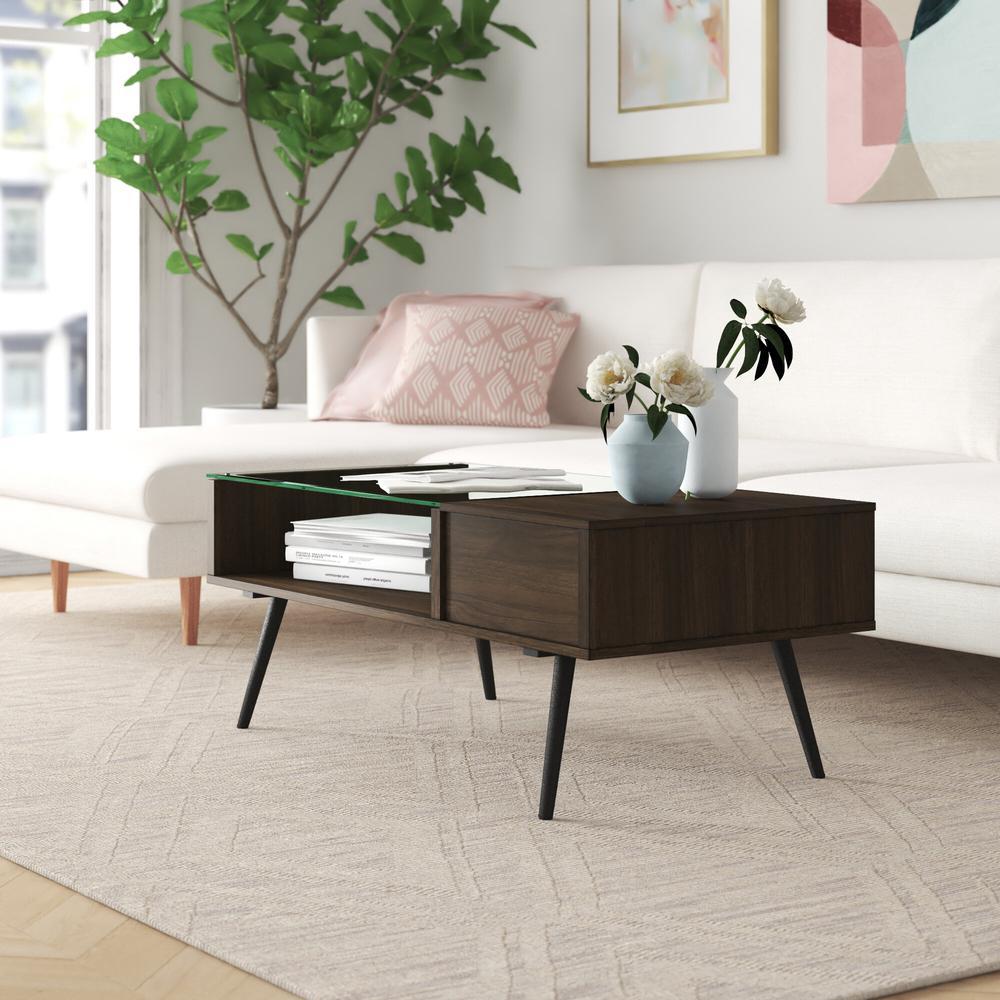 Foundstone Dexter Coffee Table