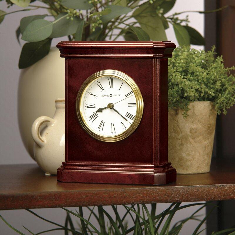Defaultname   Howard Miller Clock Table