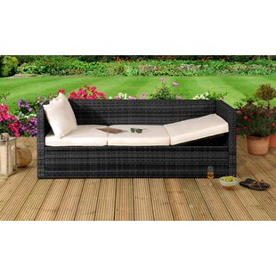 Katelin Garden Sofa With Cushions By Sol 72 Outdoor