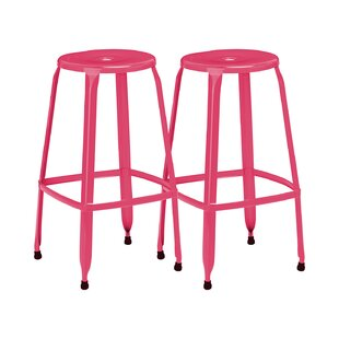 Bar Stool (Set Of 2) By 17 Stories