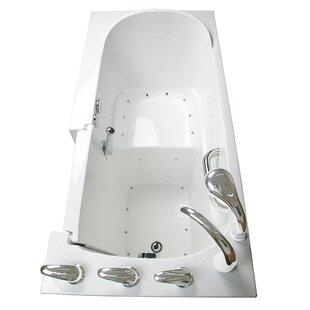 Ella Walk In Baths Narrow Wide Air Massage Whirlpool Walk-In Tub