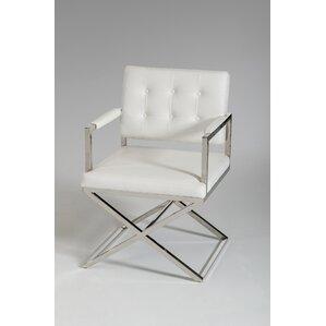Clower Modern Arm Chair by Orren Ellis