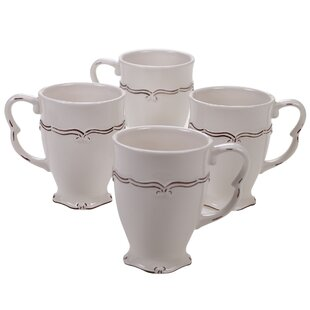 McDuffie Vintage Coffee Mug (Set of 4)