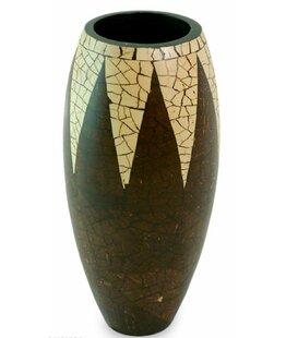 Tropical Snow Cone Table Vase