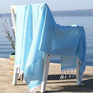 Tolman Soft Pestemal Turkish Cotton Beach Towel