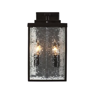Coupon Mission You 2-Light Outdoor Flush Mount By Varaluz