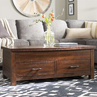 Ismay Coffee Table with Storage