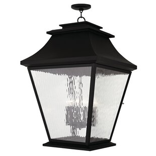 Campfield 6-Light Outdoor Hanging Lantern