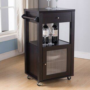 Cecere Movable Kitchen Cart