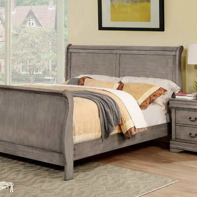 Westminster Sleigh Bed Charlton Home