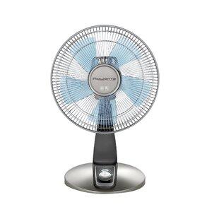 Turbo Silence Oscillating Table Fan