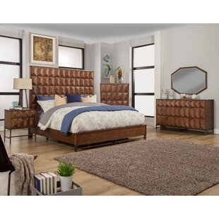 Mccaskill Panel Configurable Bedroom Set by Mercury Row