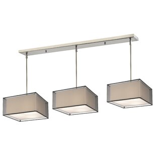 Wrought Studio Fleckenstein 9-Light Kitch..