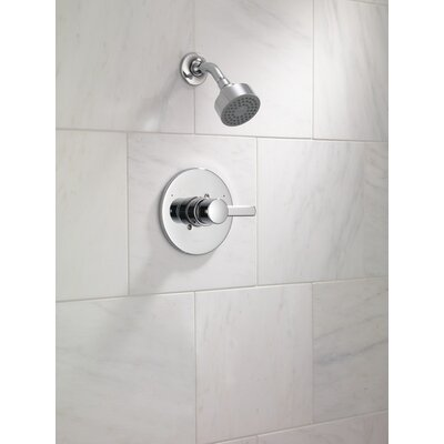 Peerless Faucets Apex Thermostatic Shower Trim Kit with Single Lever ...