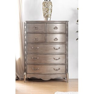Willa Arlo Interiors Gisella 5 Drawer Chest