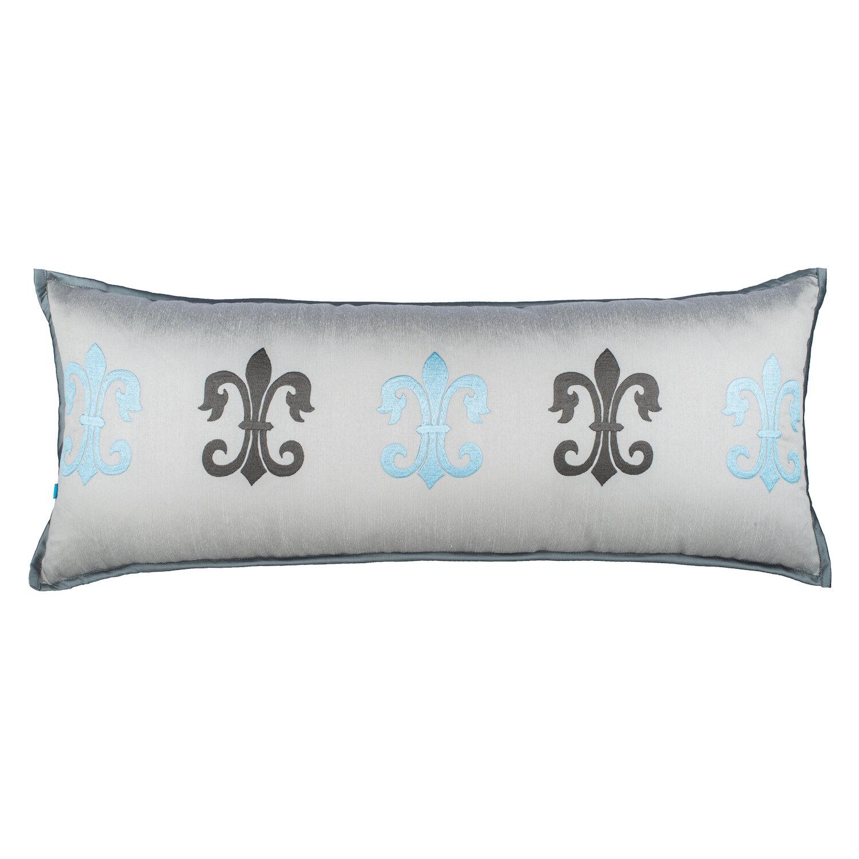 Bloomsbury Market Ferrel Imported Fleur De Lis Pillow Cover Wayfair