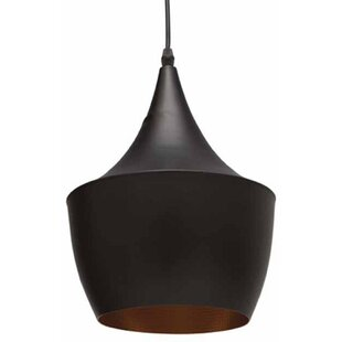 Wrought Studio Akiva 1-Light Schoolhouse ..