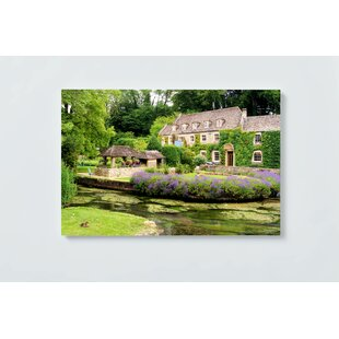 Country House Magnetic Wall Mounted Cork Board By Ebern Designs