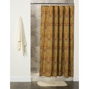 Javen Cotton Single Shower Curtain