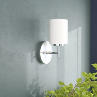 Knouse 1 Light Bath Sconce by Zipcode Design