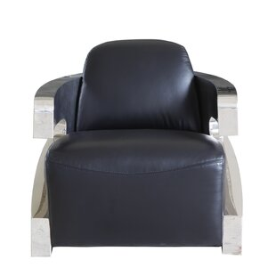 Voyager Lounge Chair by Lazzaro Leather